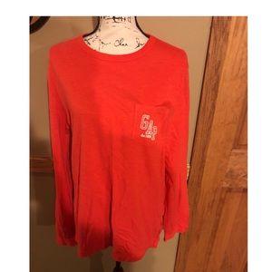 NWT Gap long sleeves blouse